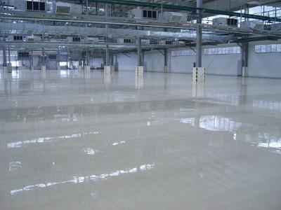 云南环氧树脂平涂型地坪有哪些优缺点?