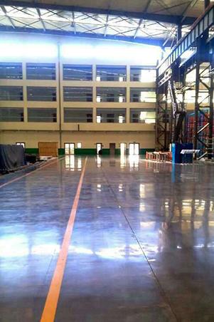 食品工厂地坪