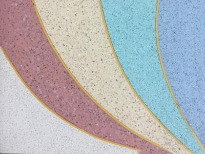 昆明水磨石地坪施工的操作工艺是什么?