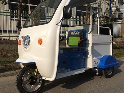电动三轮挂桶车DBGT-303