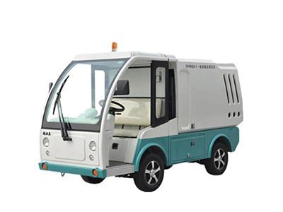 电动高压清洗车DHWQX-1