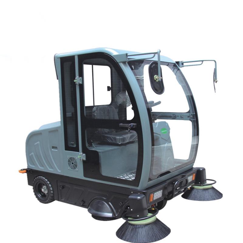 全封闭驾驶式扫地机OS-V5