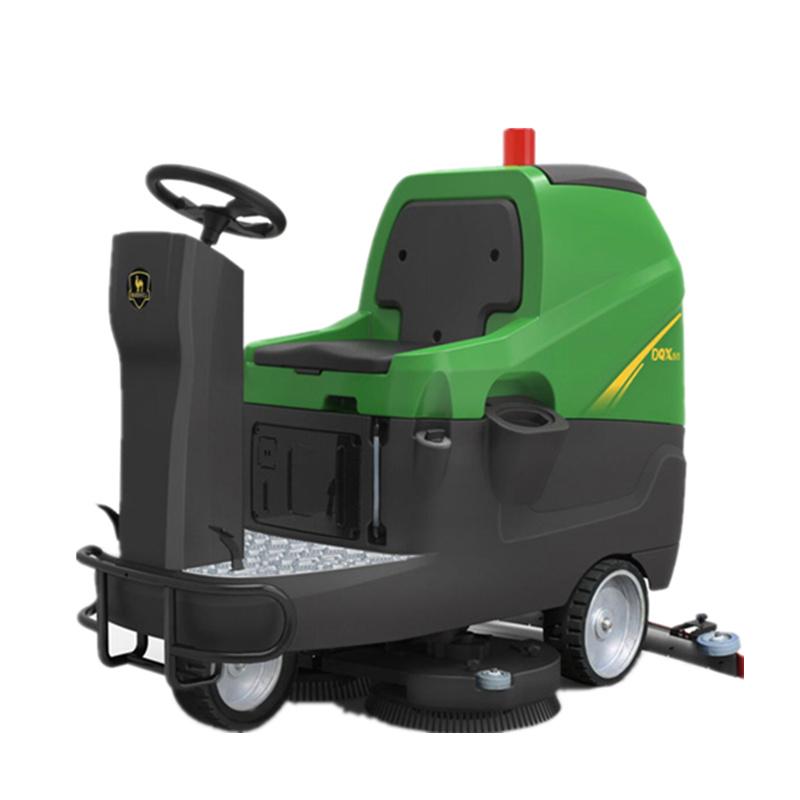 大型驾驶式洗地机DQX86