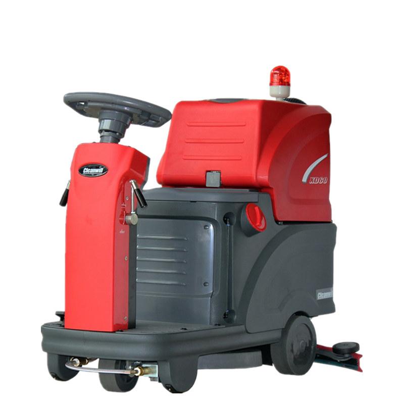 单刷驾驶式洗地机XD60
