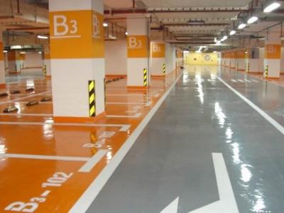 云南地下停车场的地坪应该如何选择?