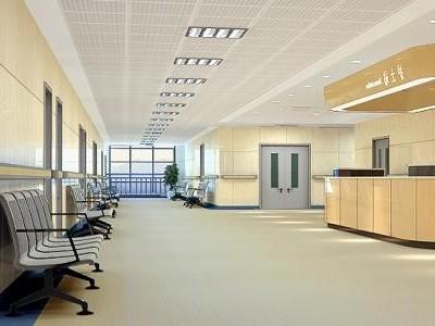 为什么医院会多采用PVC地坪?