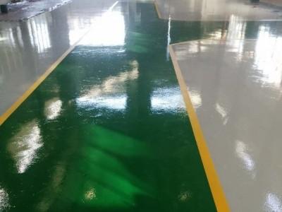 云南环氧树脂耐磨地坪起泡原因及解决措施