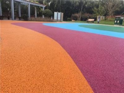 云南彩色透水混凝土有什么特点?