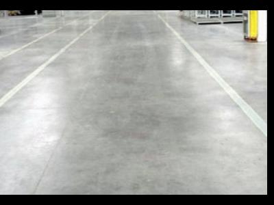 金刚砂耐磨地坪为什么要做固化???