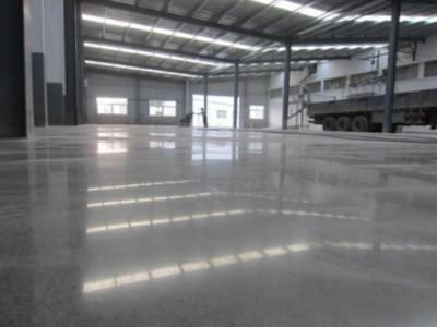 云南混凝土固化剂地坪的质量检测标准