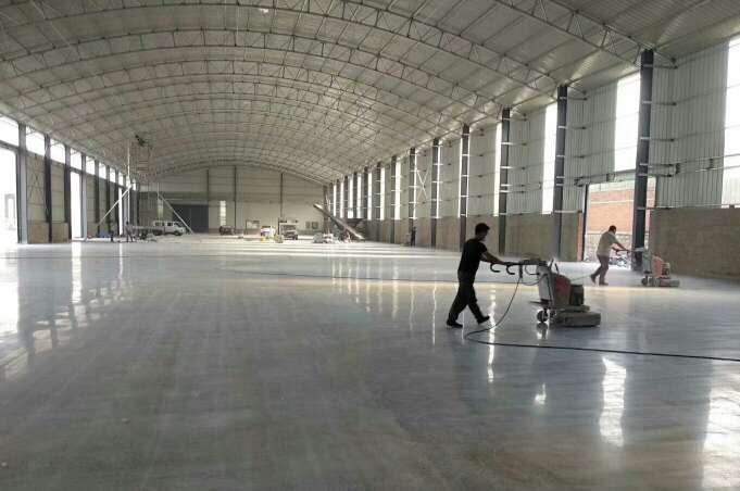 昆明装甲地坪告诉你厂房水泥地面做地坪固化处理有什么好处