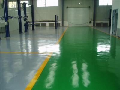 云南工业地坪的维护及保养