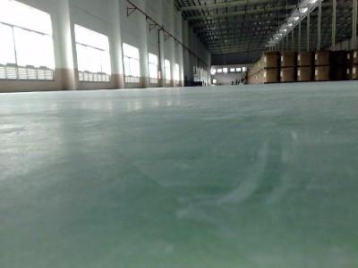 金刚砂耐磨地坪和环氧地坪优缺点