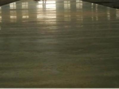 昆明环氧砂浆地坪的施工条件