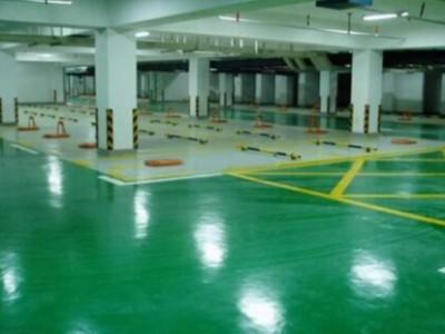 地坪漆和环氧地坪漆区别