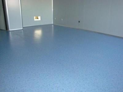 PVC地坪是如何施工的?