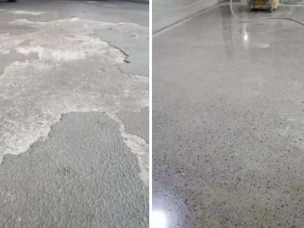 关于水泥地面起砂、起灰的解决方法
