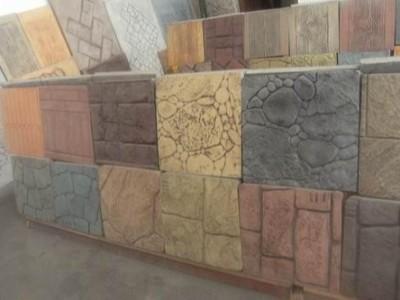 云南压花地坪对比传统混凝土有什么优势