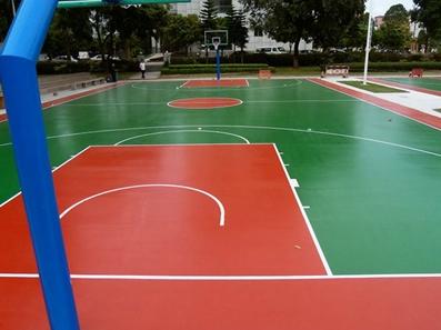 适合篮球场地的地坪有哪些呢?  又有什么好处?
