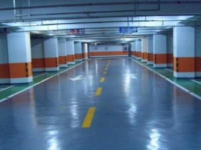 云南停车场地坪应该如何维护