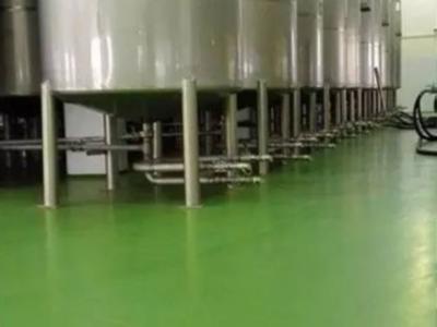 云南环氧树脂地坪漆的性能特点及适用范围