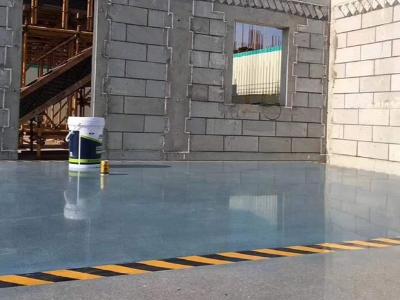 昆明装甲地坪告诉你金刚砂地坪怎么做,如何施工,需要注意什么?