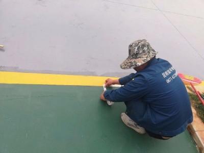 地坪漆起泡的原因及解决方法,昆明装甲地坪经验分享