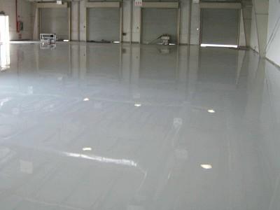 装甲地坪和钢化地坪哪个好?怎么施工?