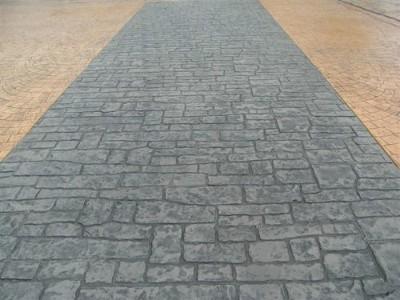 云南彩色压花地坪施工工序有哪几步