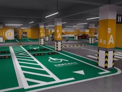 地下停车场应该选用哪种的地坪比较合适?